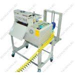 Станок для резки строп под различным углом и выплавления отверстий СМ-228РО-824